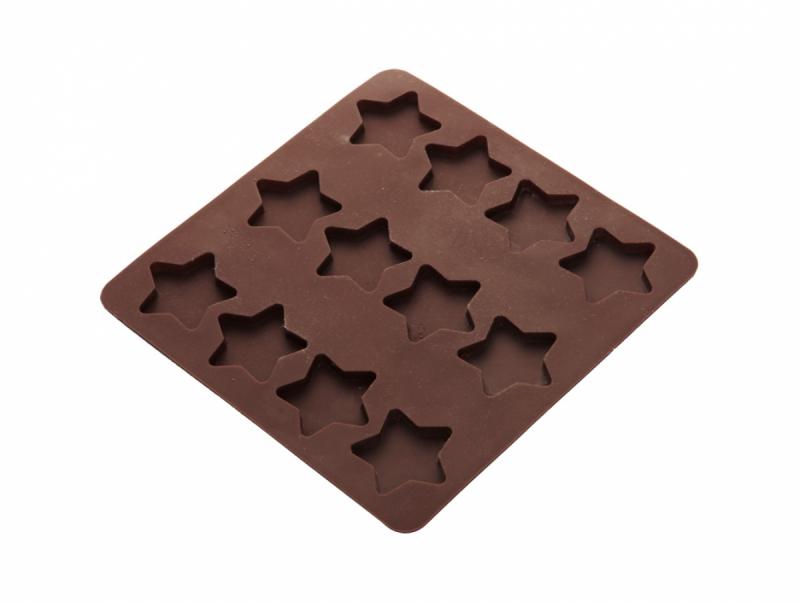14 STARS CHOCOLATE MOLD