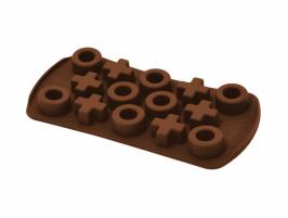 TIC-TAC-TOE CHOCOLATE MOLD