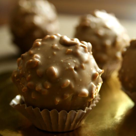 Tipo Ferrero Rocher