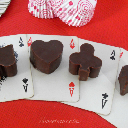 Cioccolatini Poker