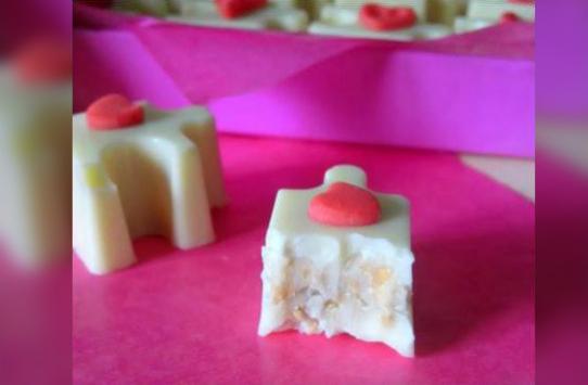 Ciocco puzzle per S. Valentino